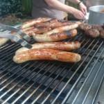 Sommerfest 2015 - Essensstand
