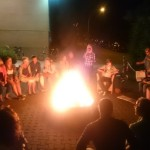 Sommerfest 2015 - Lagerfeuer
