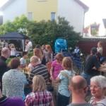 Sommerfest 2015 - Tombola: Auslosung der Hauptpreise